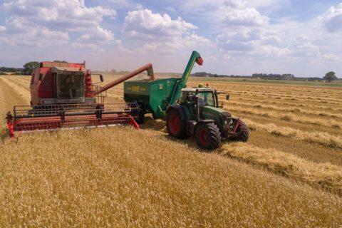 Госкорпорация «Аграрный Донбасс» планирует создать систему электронного контроля за сельхозтехникой