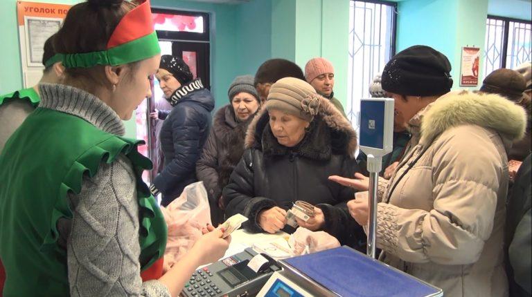 В Горловке открылся фирменный магазин Объединения «Торговый Дом «Шахтерская птицефабрика» (видео)