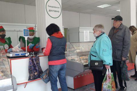 В районе шахты им. Скочинского откроется фирменный магазин «ТД «Шахтёрская птицефабрика»