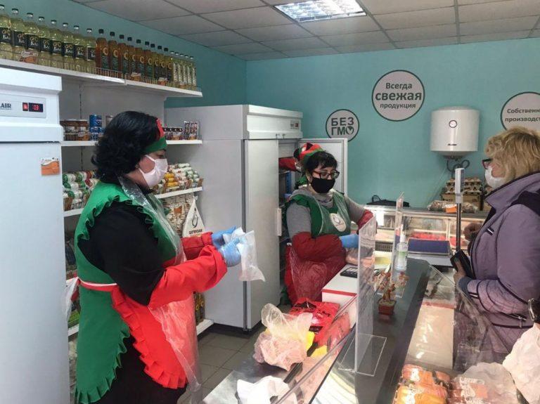 В Донецке на ул. Бирюзова, д. 26а открылся фирменный магазин «ТД «Шахтёрская птицефабрика»