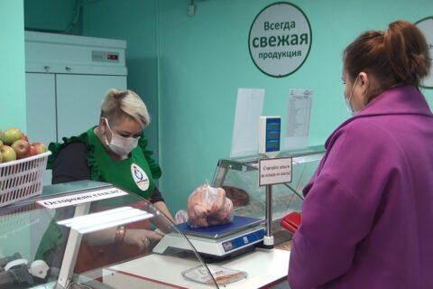 В Макеевке открылся фирменный магазин ТД «Шахтёрская птицефабрика» (видео)