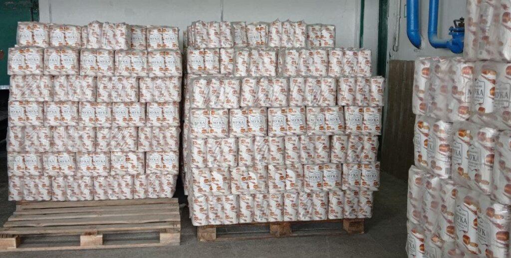 РП «Еленовский комбинат хлебопродуктов» наращивает объёмы экспорта муки в РФ (фото)